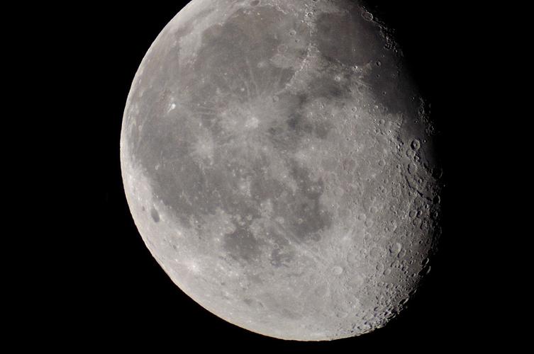 Gubben i månen :)